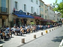 Antibes downtown Restaurants