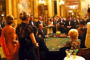 The Roulette Table