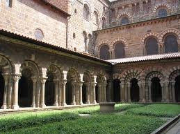 Cathedral Courtyard